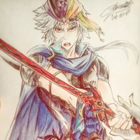 Firion Final Fantasy 2