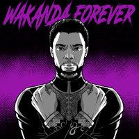 tributo a Chadwick Boseman