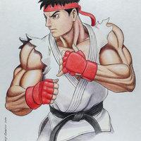 Ryu  - FanArt