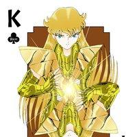 Shaka de Virgo - Poker art