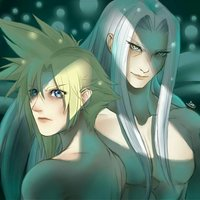 Cloud & Sephiroth (Final Fantasy VII)