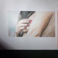 Mujer desnuda Art