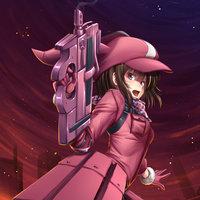Llenn, The Pink Devil / SAO/GGO
