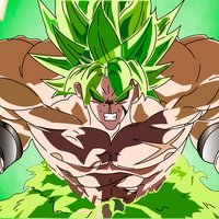 broly full color