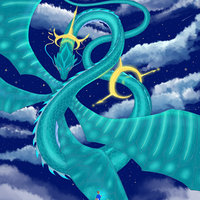 Dragón de la imaginación