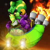 Nitrus Oxide (Crash Bandicoot)