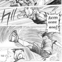 Boku no Hero Academia - Deku vs Bakugou 1