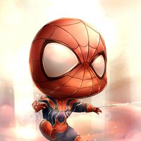 SPIDERMAN CHIBI