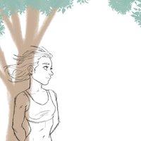 Chica sin paisaje
