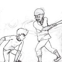 Práctica personaje posicion de pelea