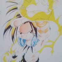 Asakura Io - Shaman King
