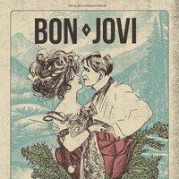 Bon Jovi - Born to be my baby - Poster