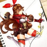 Amber - Genshin Impact