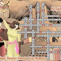 Mazinger Z - Crucigrama - respuestas
