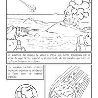 proyecto mandala animales prehistóricos