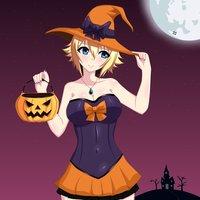 Akari Halloween
