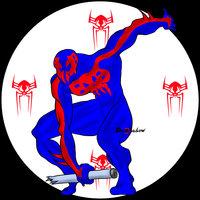 Spiderman 2099 C