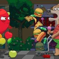 Los Chicos Buenos comen Frutas