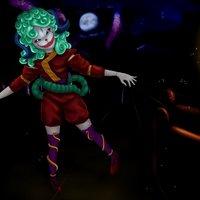 Jade Original Character