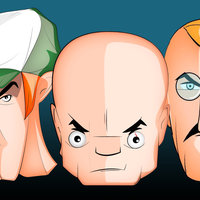 Creando personajes! ;)