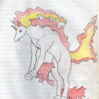 Pokemon Rapidash