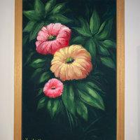 Flores al óleo (2007)