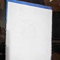 Dibujos de práctica hasta 25/11/2020
