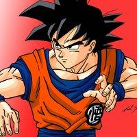 Goku de Dragon Ball Super