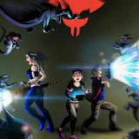 Soulkeepers fan art (color)
