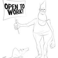 Open to Work! / Buscando proyectos!