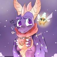 Spyro el dragón (un día frío)