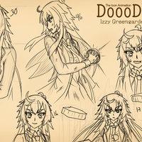 TIA Dooodles Izzy Greengarde 006
