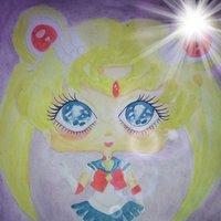 Sailor Moon que da miedo