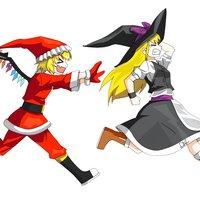Touhou Christmas