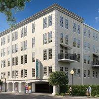 Servicios de renderizado exterior 3D de apartamentos residenciales fotorrealistas