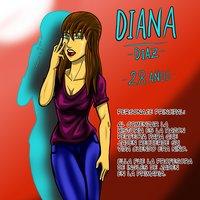 Ficha De Personaje (Diana)