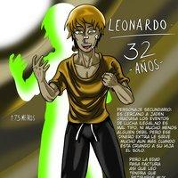 Ficha De Personaje (Leonardo)