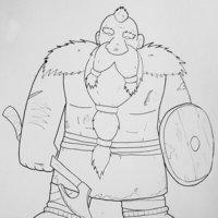 Aradun el enano vikingo