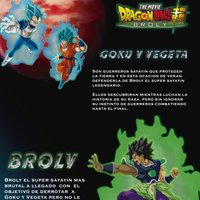 pagina dragon ball super broly