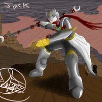 Dibujos antiguos - AW - L.Z. Jack