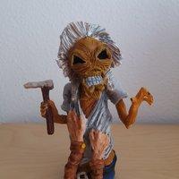 Eddie Iron Maiden Zombie