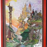 Pueblos con torres