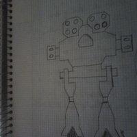 Ya que alguno ha pedido dibujos míos...