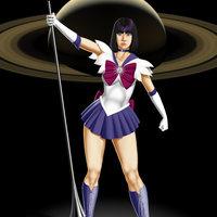 Sailor Saturn Fanart
