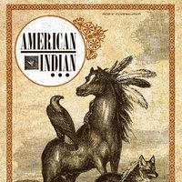 American Indian Tour - Poster Ilustrado