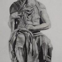 Moises, de Miguel Ángel