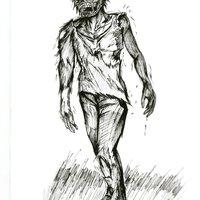 Zombie Parca Artwork