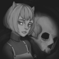 Chica demonio