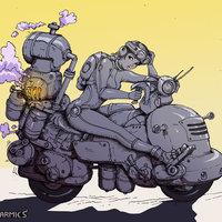 Moto-vapor