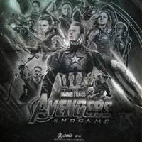 Poster: Avengers End Game